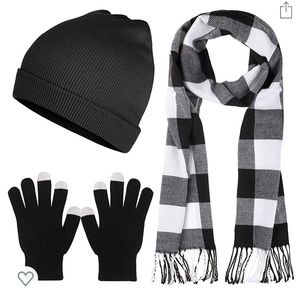 Bernie and Scarf Set